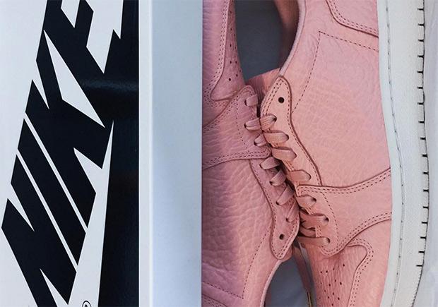 air jordan 1 low pink