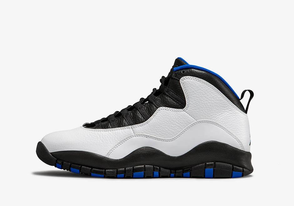 finest selection 800e0 a23cd Nike Revisits The Original Air Jordan 10
