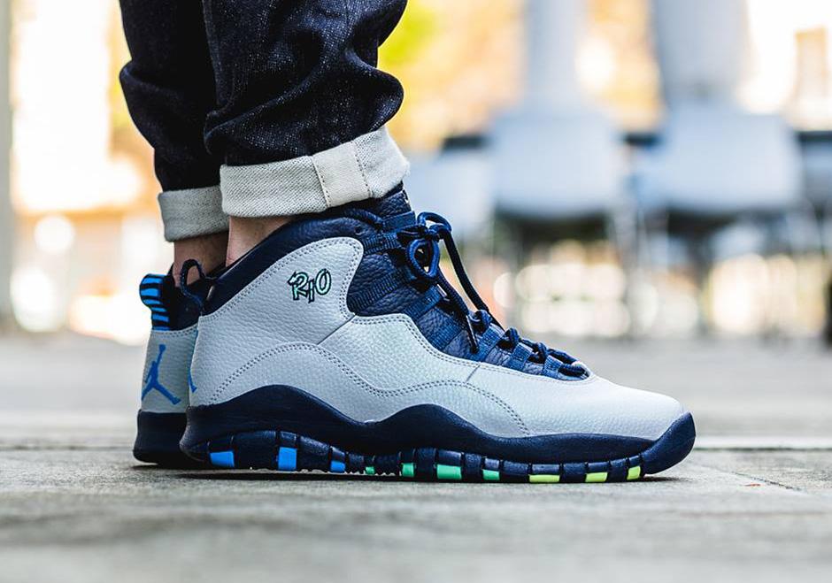 promo code b2616 8103c Jordan 10 Rio Release Date 310805-019 | SneakerNews.com