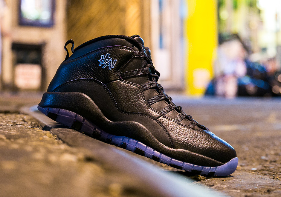buy popular b0457 64d34 Air Jordan 10 Shanghai City Pack | SneakerNews.com