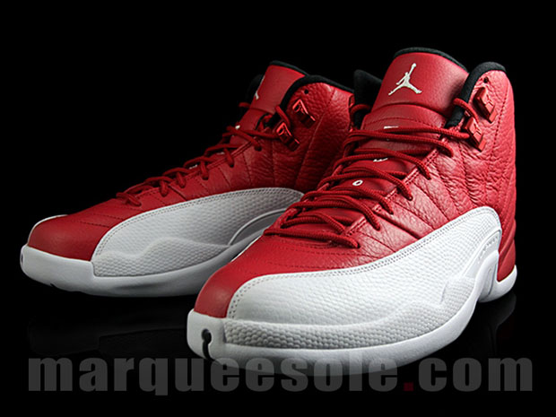 6aeb1e018ea Air Jordan 12 Gym Red Release Date 130690-600 | SneakerNews.com