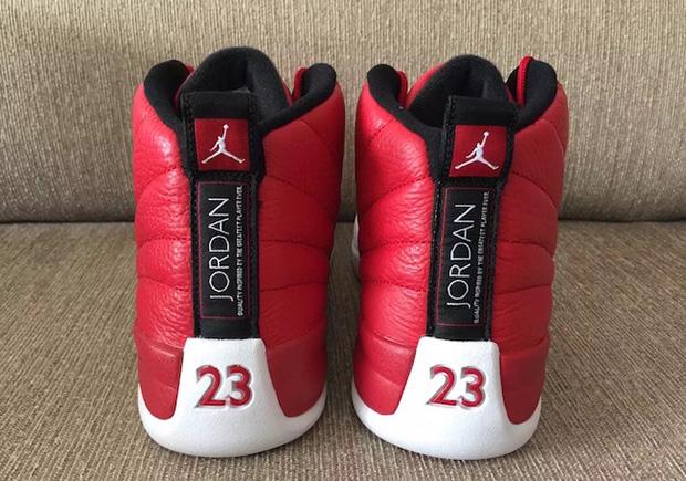2d621cb1645 Jordan 12 Gym Red 130690-600 Release Date | SneakerNews.com