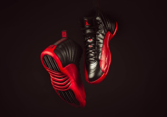 "The Air Jordan 12 ""Flu Game"" Makes Its Triumphant Return in Less Than a Week"