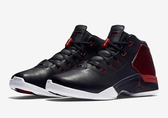 """Official Images Of The Air Jordan 17+ """"Bulls"""""""