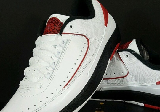 This Air Jordan 2 Low Returns For The First Time Since 1994