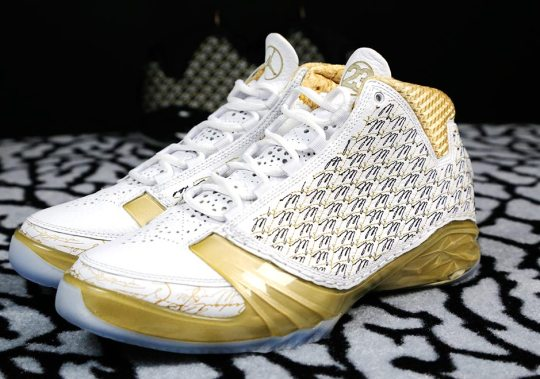 """A Detailed Look At The Air Jordan XX3 """"Trophy Room"""" Exclusives"""