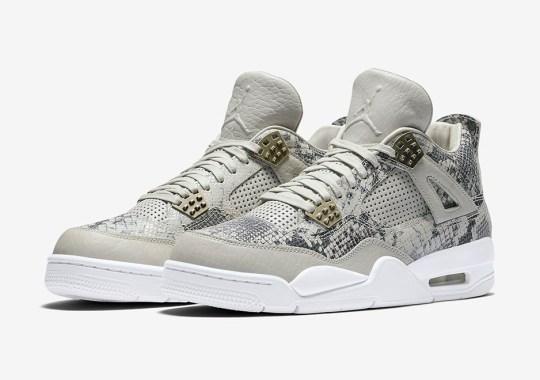 An Official Look At the Next $400 Air Jordans