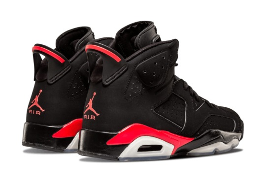 "The Air Jordan 6 ""Infrared"" Could Have Looked Like This Unreleased Sample"