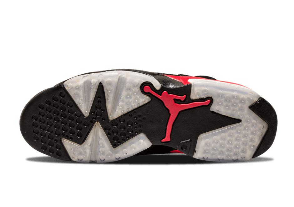 Nike Air Jordan 6 Nero A Infrarossi Gsm Arena 3RvGEpKJ