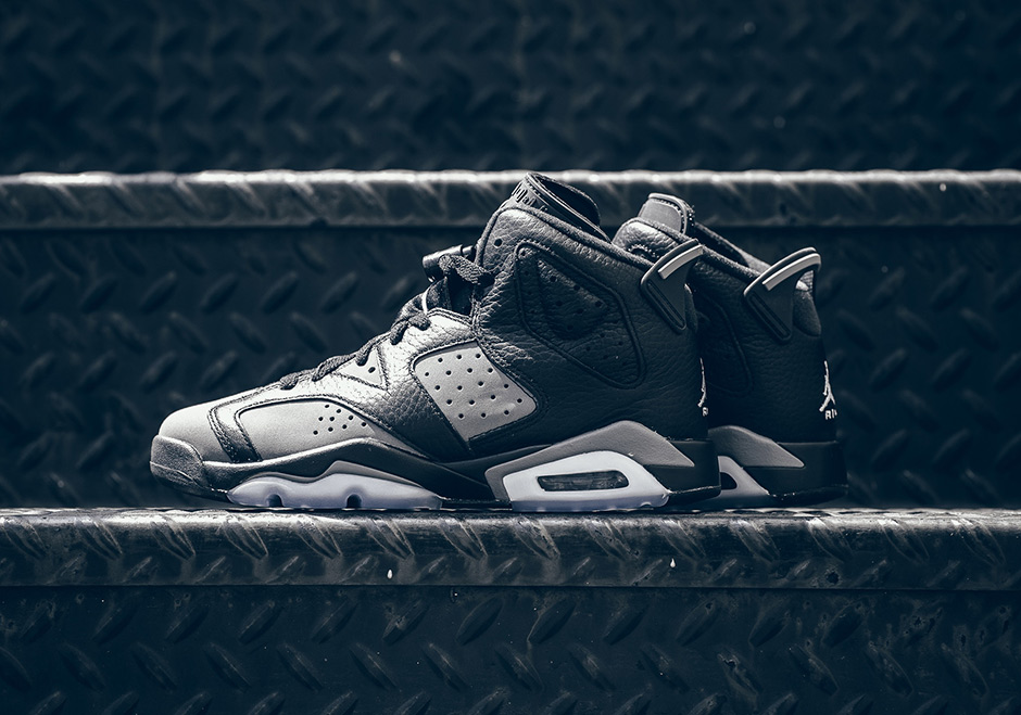 The Air Jordan 6 \