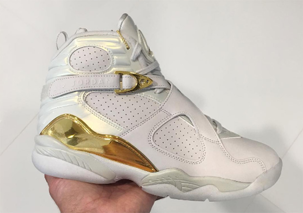 Cheap Nike Air Jordan 8 - Champagne #832821-030