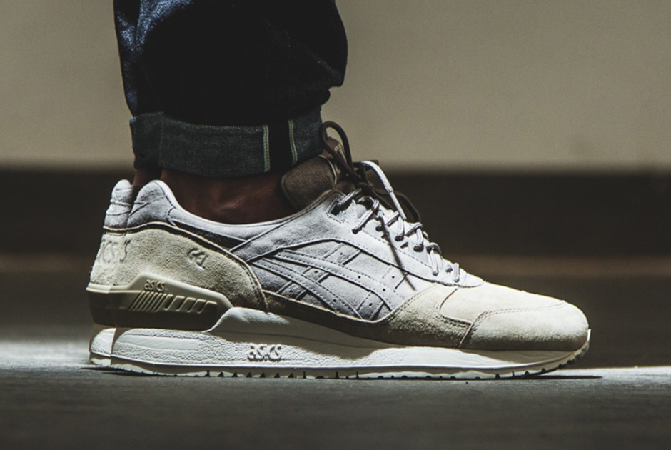 "d849167c7810 ASICS GEL-Respector ""Moonstone"" - SneakerNews.com"