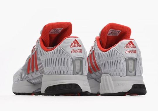 adidas Drops More Colorways Of The Climacool 1 Collab With Coca-Cola