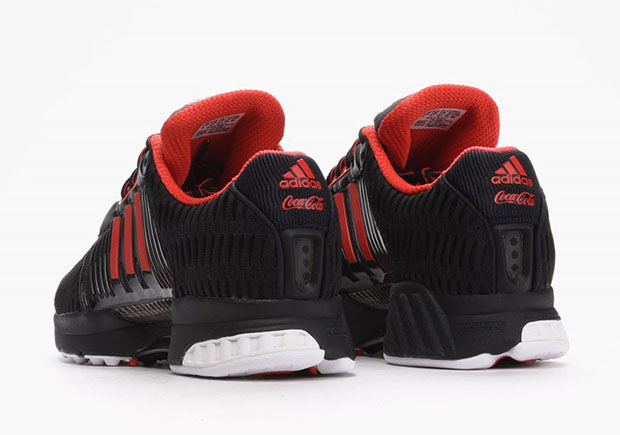 Coca Cola x adidas ClimaCool Collab New Colorways