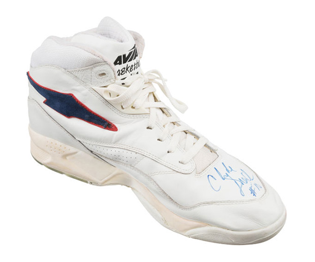 c9776c4f016 Game Worn Dream Team Olympic Sneakers For Sale   SneakerNews.com
