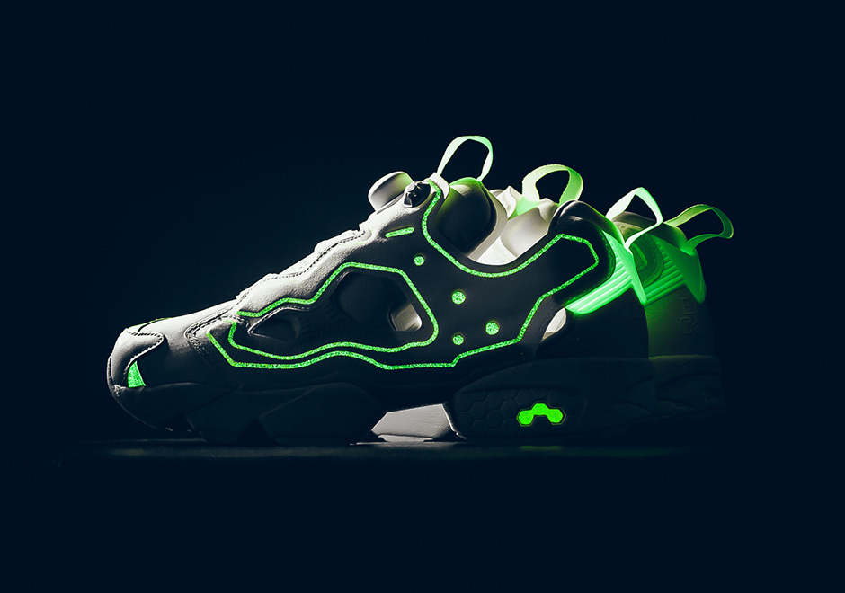 Glow In The Dark New Balance Shoes