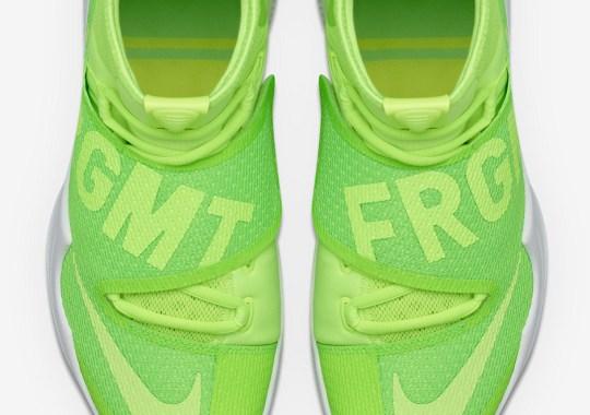 fragment design's Take On The Nike HyperRev 2016