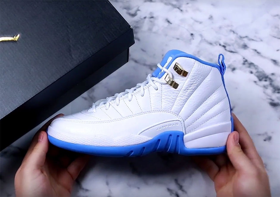 fashion 100% quality super quality Unboxing The Air Jordan 12