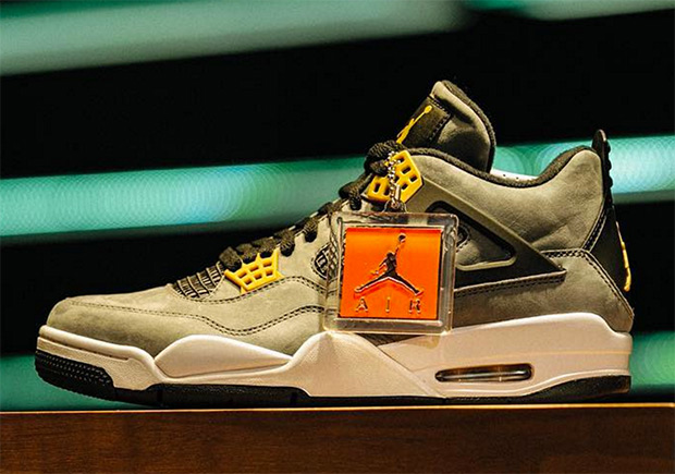 Yet Another Exclusive Air Jordan Made For Trophy Room