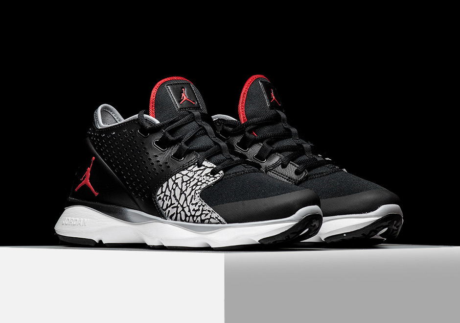 If you're thirsting for a release of the Black/Cement Air Jordan 3, this  may be the closest thing you'll get any time soon. One of Jordan Brand's  newest ...