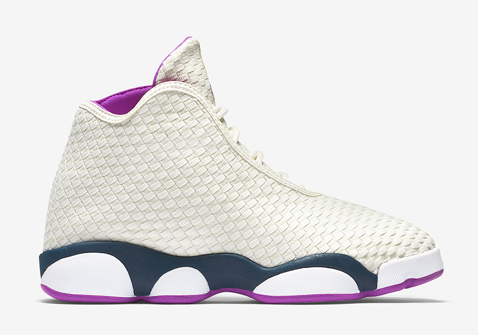 new concept b971b 947b9 The Jordan Horizon Appears In Violet And Squadron Blue