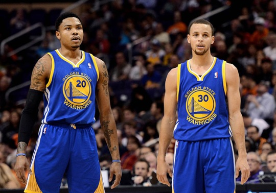 How Kent Bazemore Got Steph Curry To Sign With Under Armour And Made A Ton Of Money In The Process