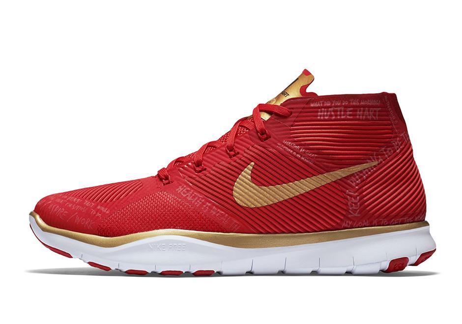 "981c046d9dc4 Nike Free Trainer Instinct ""Hustle Hart"""