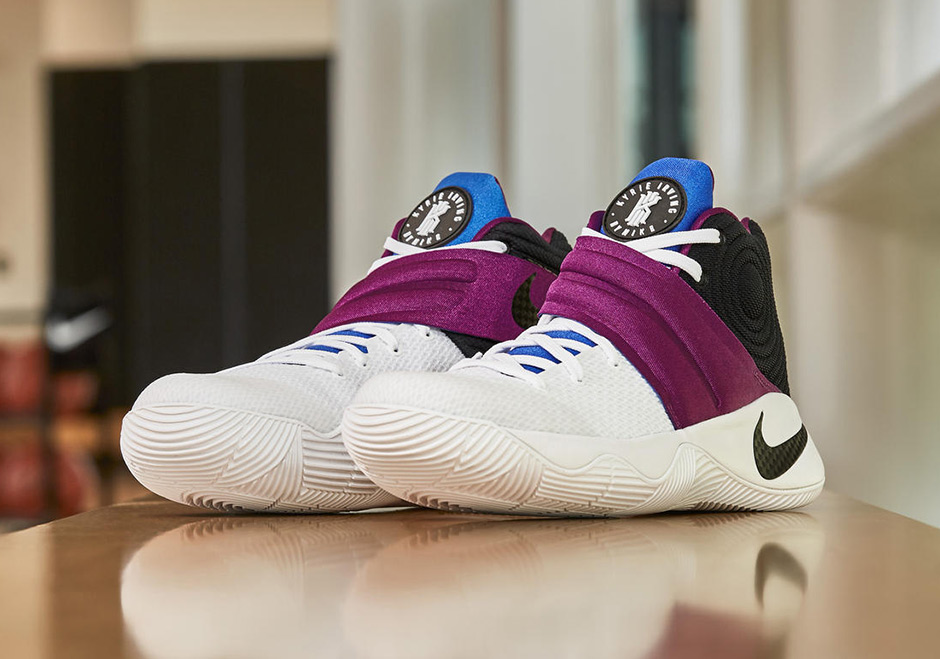 Nike Pairs Kyrie With The Flight Huarache, Both Born In 1992