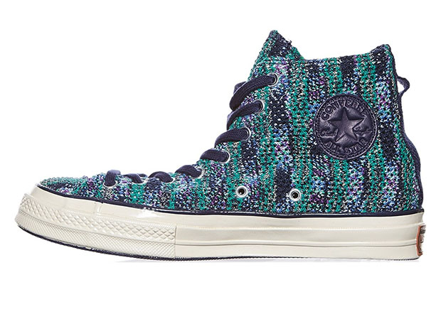Missoni And Converse Band Together Again On Three Premium ...