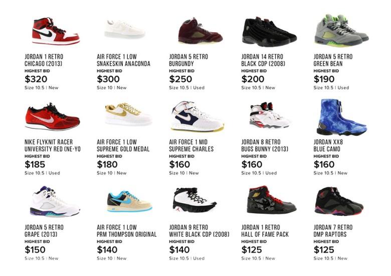 ee69f350 NE-YO StockX Sneaker Auction for Charity | SneakerNews.com