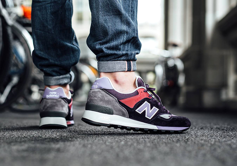 new balance 577 made in england grey