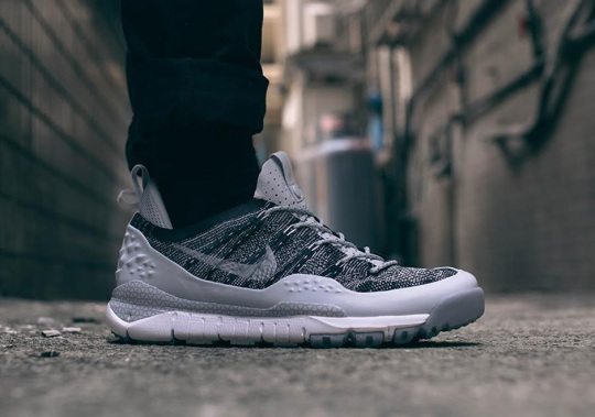An On-Foot Look At The Nike ACG Lupinek Flyknit Low