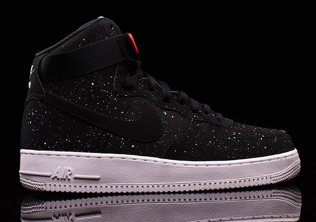 nike air force 1 high 07 white speckles
