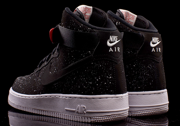 the latest ff7fd 384a4 Nike Air Force 1 High Speckles 315121-035 | SneakerNews.com