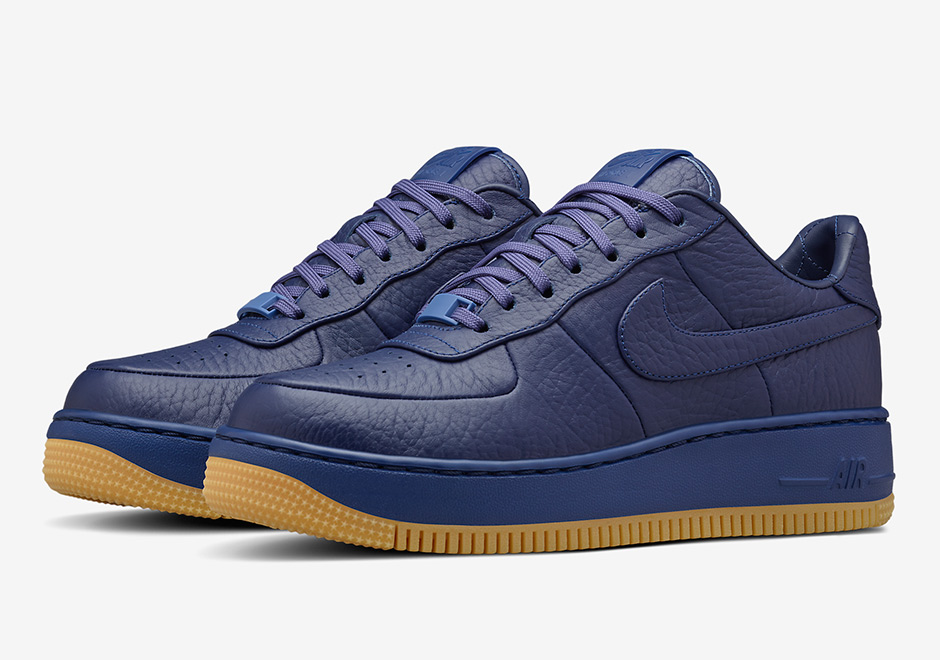 nike has an awesome new air force 1 with hidden seams. Black Bedroom Furniture Sets. Home Design Ideas