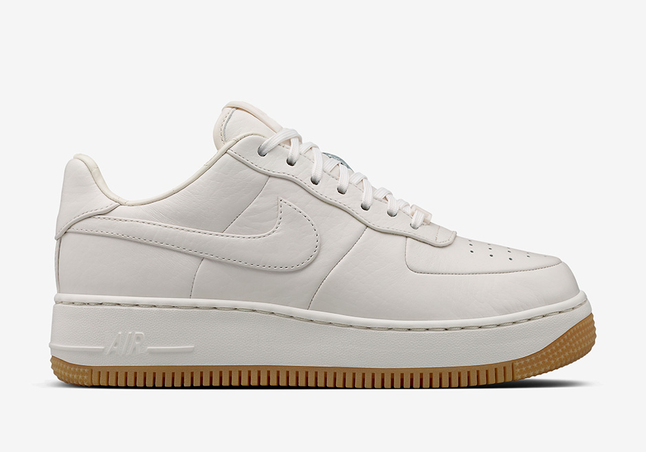 Nike Has An Awesome New Air Force 1 With Hidden Seams Called The Up Step -  SneakerNews.com