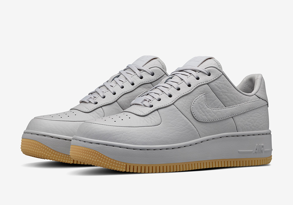 Nike Has An Awesome New Air Force 1 With Hidden Seams Called