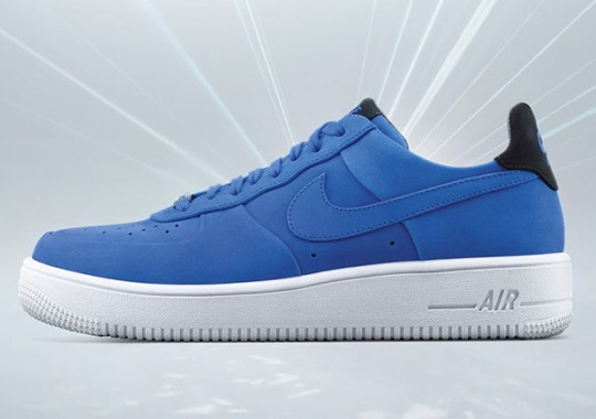 A Nike Air Force 1 Low Made Just For Cristiano Ronaldo