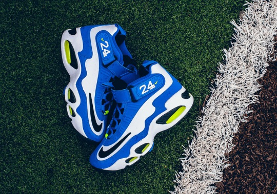 As We Near Griffey's Hall Of Fame Induction, More Nike Retros Appear