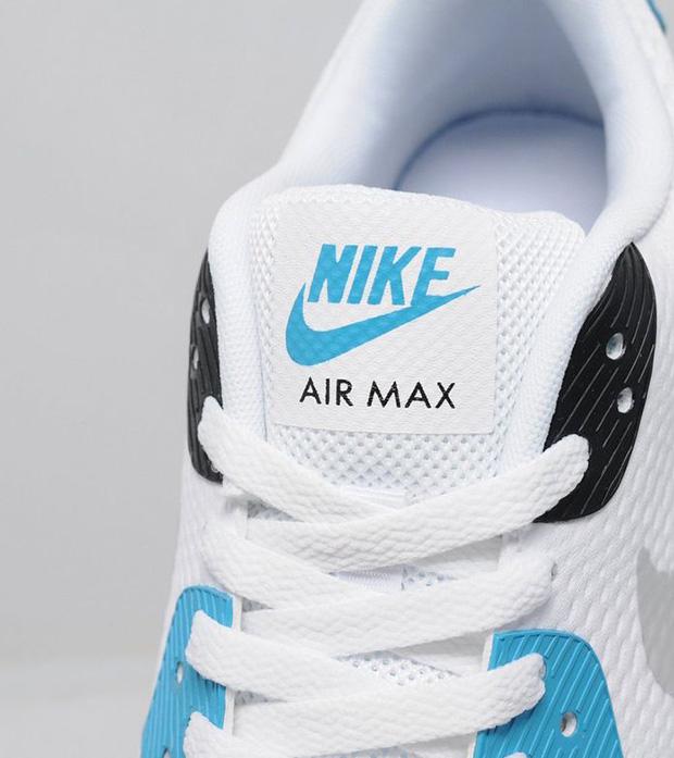 quality design 81374 bcbcf Nike Air Max 90 Ultra Essential Laser Blue | SneakerNews.com