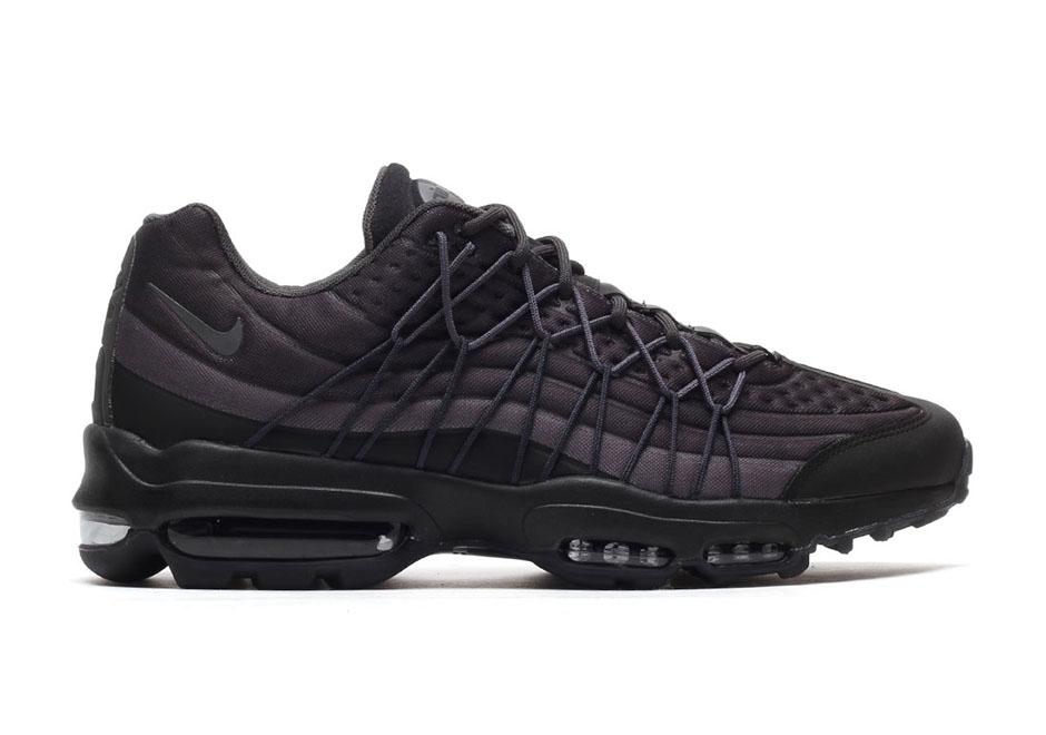 Nike Air Max 95 Ultra SE Black 845033 001 |