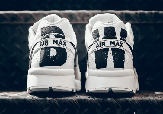 "The Nike Air Max ""Big Window"" Goes Big Logo"