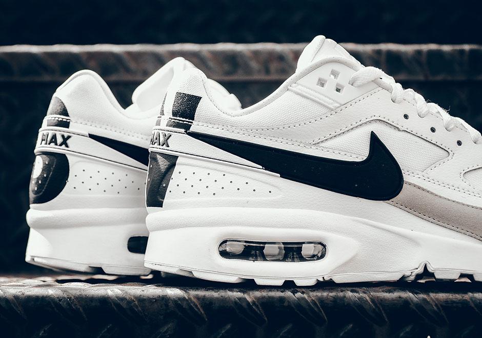 Nike NIKE Air Max sneakers AIR MAX BW ULTRA SE 844,967 051 big window men shoes black