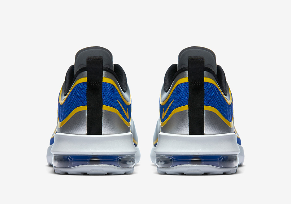 Nike Air Max Mercurial 98 R9 Ronaldo Sneaker Schuhe schwarz