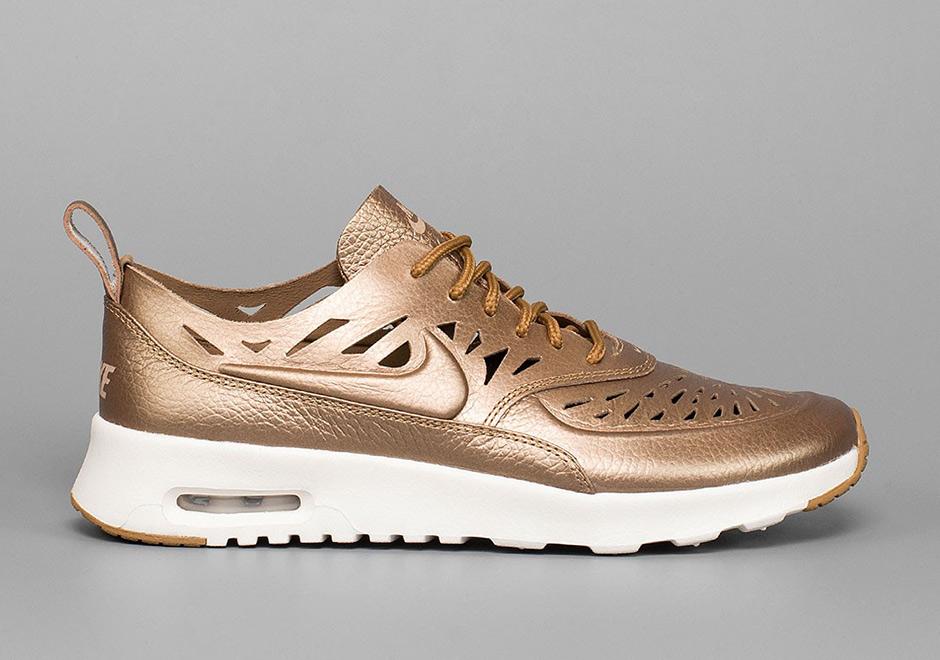 nike air max thea bronze