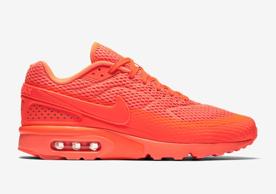 Nike Unveils The Air Max BW Ultra Breathe For Summer