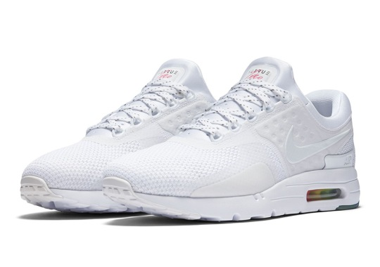 "Official Images Of The Nike Air Max Zero ""Be True"""