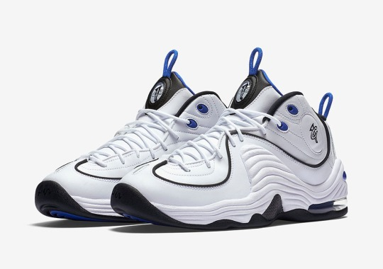 Another OG Nike Air Penny 2 Colorway is Available Now