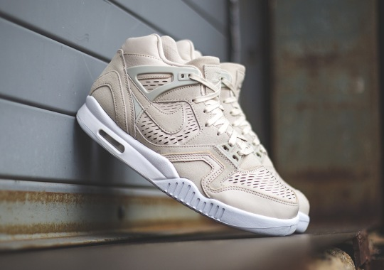 "Nike Air Tech Challenge II Laser ""Birch"" Is Available Now"