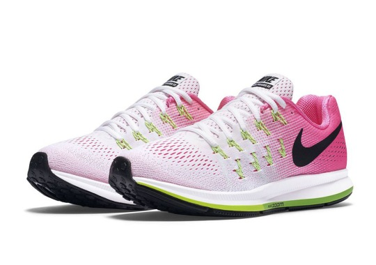 The Nike Zoom Pegasus 33 Launches In June